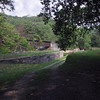 Sideling Hill Creek Aqueduct (upstream end)
