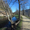 Beautiful C&O Canal at milepost 59