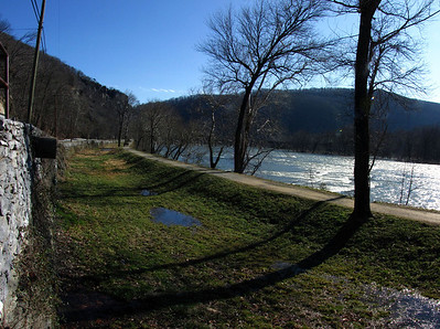 16. C&O Canal Bike Patrol_Harpers Ferry to Lock 36_1/28/2012