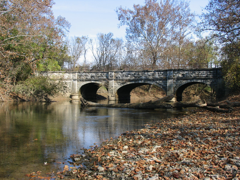 31 Antietam Creek Aqueduct downstream side
