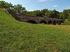 21 Monocacy Aqueduct built of pink quartzite quarried from Sugarloaf Mountain