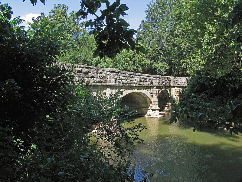 27 Antietam Creek Aqueduct upstream side