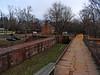 02 Seneca Creek & Aqueduct Rileys Lock no  24 built as a single structure
