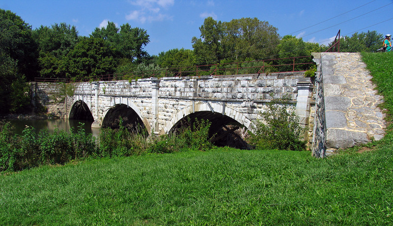 33 Conococheague Creek Aqueduct downstream side
