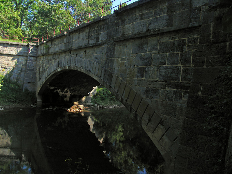 40 Licking Creek Aqueduct downstream side