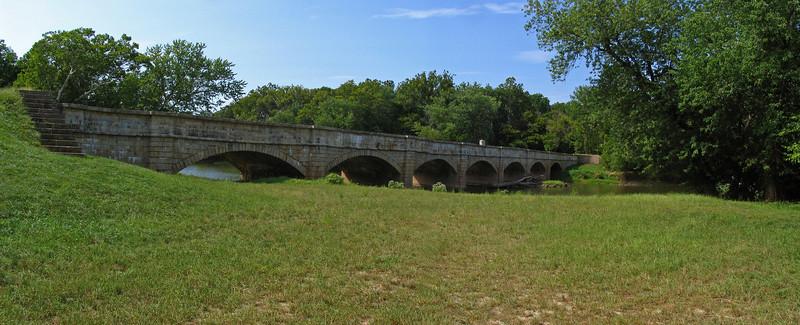 14 Monocacy River Aqueduct upstream side