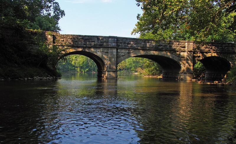 24 Antietam Creek Aqueduct upstream side_Mile 69 4