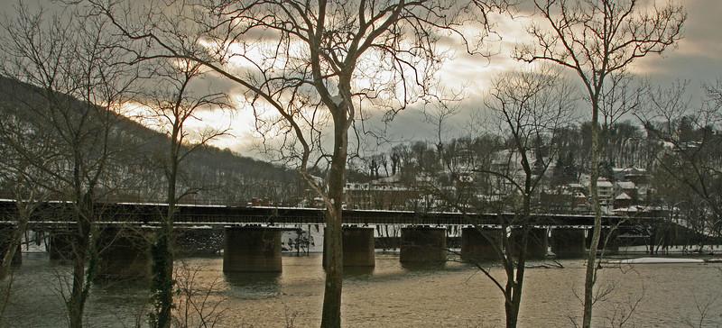 38 B&O Railroad Bridge_Maryland to Harpers Ferry, WV