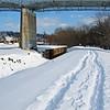 05 C&O Canal Lock 30 under Rt 17 Potomac River Bridge
