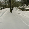 30 Cross-country ski tracks on towpath_Harpers Ferry