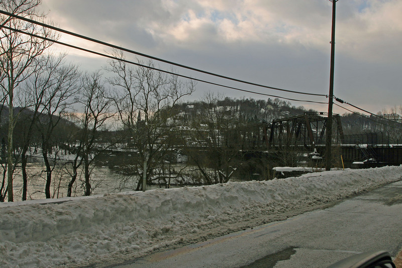 33 Harpers Ferry, WV after Blizzard of 2009
