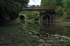 9/09/2007   The Catoctin Aqueduct site is where the C&O Canal and B&O Railroad, two arch rivals, first competed to concurrently cross a major tributary of the Potomac River– Catoctin Creek. It's one of 11 stone aqueducts on the 184-mile long C&O canal.