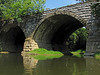 John LIttlejohn was the contractor who built the B&O Catoctin Viaduct at canal mile 51.5. The Viaduct was completed in December of 1836.