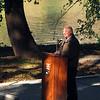 U.S. Sen. Benjamin L. Cardin addresses the crowd.
