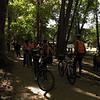 C&O Volunteer Bike Patrol prepares to lead official first Big Slackwater walk