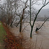 18 Towpath_Flooded Potomac at Harpers Ferry, WV