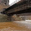 54 Potomac floods  level below Lock 33