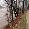 17 Towpath_Flooded Potomac at Harpers Ferry, WV