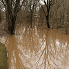 67 Flooded C&O Canal at Point of Rocks