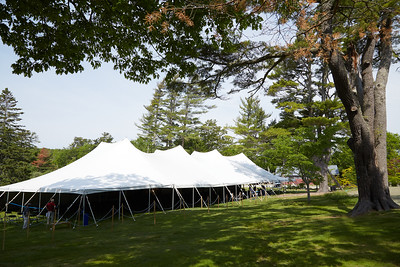 College of the Atlantic Commencement Ceremony, 6.5.21, Bar Harbor, Maine