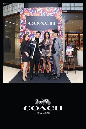 COACH | Coach showroom instant print photo booth @  Saigon Centre | Chụp ảnh in hình lấy liền Sự kiện | Photobooth Saigon