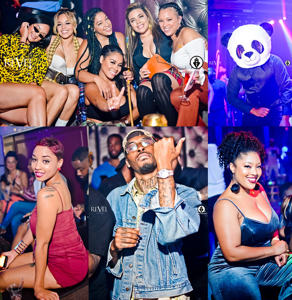 COCAVANGO TAKEOVER SATURDAYS @ REVEL 9-16-18