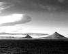 Louie G Alaska Pic 11x14 BW 2