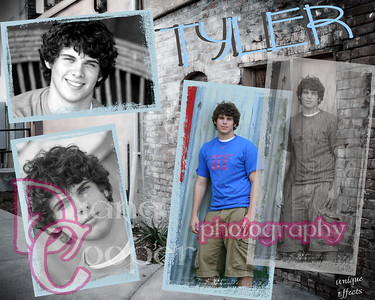 Tyler Urban Street 3 pic collage