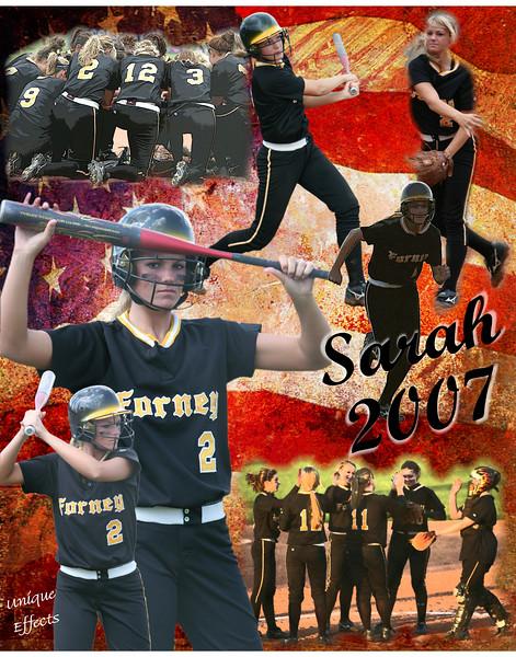 Sarah collage 11x14