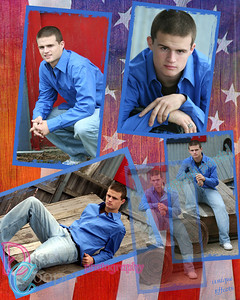 Old Glory 4pic collage