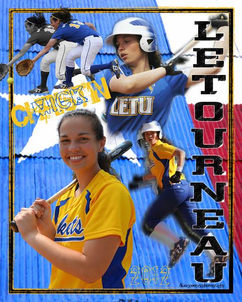 Christin senior poster