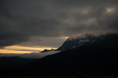 sunrise / moose pass, ak