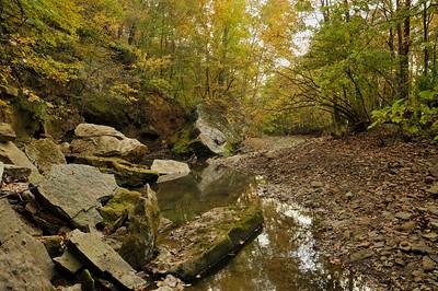 SILENCE AND STRENGTH Mill Creek - Combs, AR