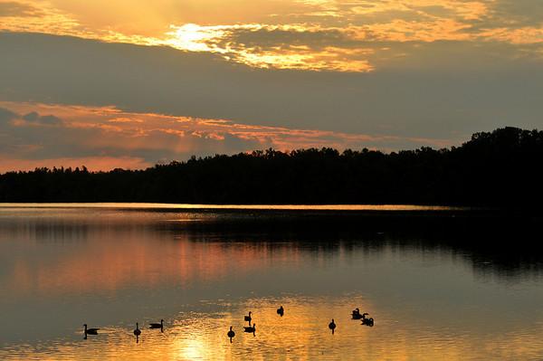 GOOD MORNING LAKE FAYETTEVILLE
