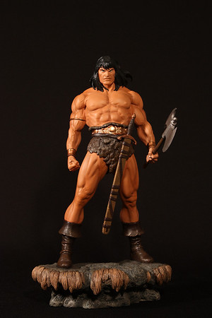 CONAN the BARBARIAN by Hard Hero