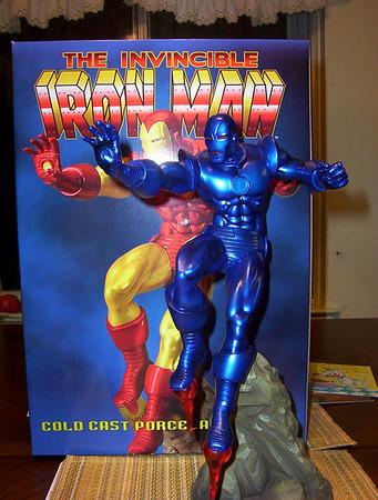 Iron Man Stealth Armor by Hard Hero