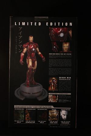 NEW ARRIVAL:IRON MAN Movie Statue by Kotobukiya 11.06.08