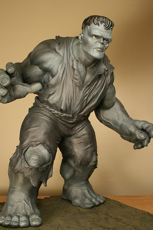 The Incredible Hulk Issue 1 Statue by Master Replicas