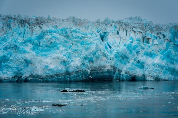 Alaska - Hubbard Glacier
