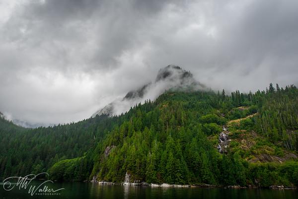 Alaska - Misty Fjords