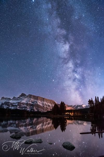 Banff Milky Way