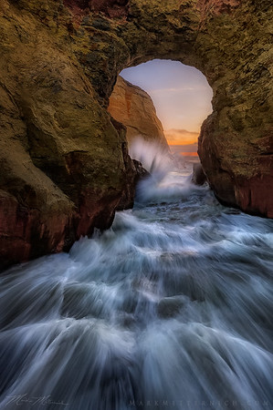 Pacific Keyhole - Oregon