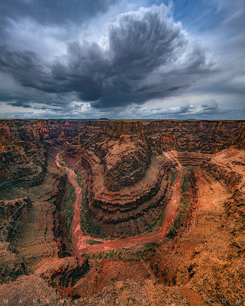 Monsoon Canyon