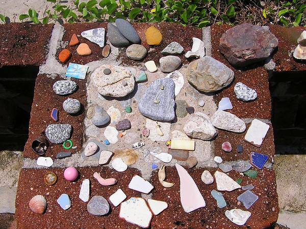 Pacific Ocean treasures.