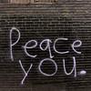 Peace you, too.