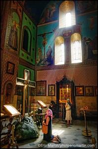 GEORGIE. TBILISSI. La cathédrale Sioni (en géorgien ) ou cathédrale de l'Assomption