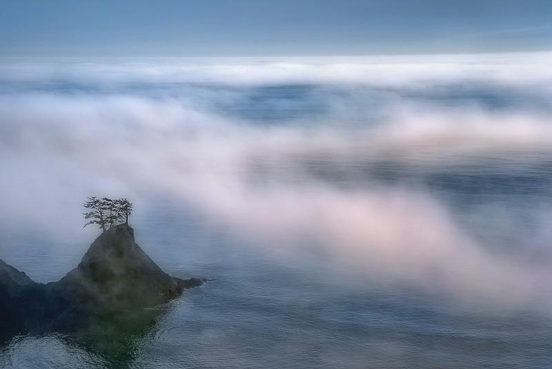"""""""Coastal Dreaming"""" (Oregon Coast)"""