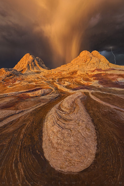 """Monsoon Chase"" ©Mark Metternich Photography, LLC."