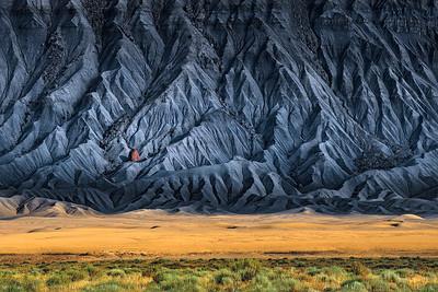 Cutting Through - Utah