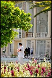 IRAN / SHIRAZ. Jardin Eram
